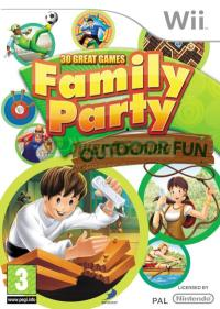Family Party 30 Great Games Outdoor Fun