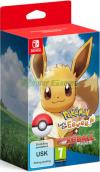 Pokémon Let's Go Eevee! + PokéBall Plus
