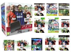 FIFA 12, Pro Evolution Soccer 2012, Child of Eden, Bakugan Rise Of Resistance, Ico & Shadow of The Colossus Classics HD