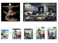 Battlefield 4, Assassin's Creed IV Black Flag, WRC 4