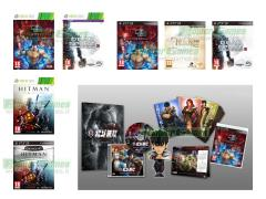Dead Space 3, Fist of the North Star Ken's Rage 2, Ni No Kuni, Hitman HD Trilogy