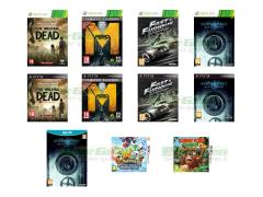 Metro Last Light, Fast & Furious Showdown, Resident Evil Revelations, The Walking Dead, Pokémon Mystery Dungeon I Portali sull'Infinito, Donkey Kong Country Returns 3D