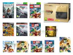 Need for Speed Rivals, LEGO Marvel Superheroes, Saint Seyia Brave Soldiers, Ben 10 Omniverse 2