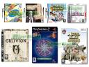 OBLIVION PS3 HOTEL DUSK HARVEST MOON POKEMOM RANGER ETC