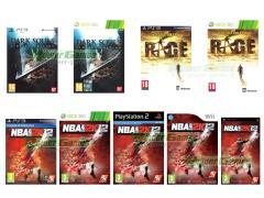 Dark Souls, Rage, NBA 2K12
