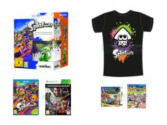 Splatoon, Fighting Edition, Fossil Fighters Frontier