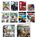 VIRTUA FIGHTER 5 MOTORSTORM HEATSEEKER ETC